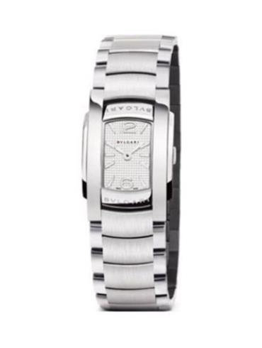 宝格丽ASSIOMA D系列AA35C6SS精钢表扣