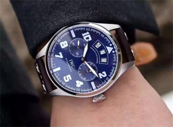 万国手表如何清洁不锈钢手表