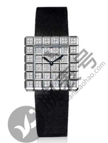 萧邦ICE CUBE系列136815-1002黑色表带
