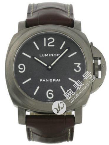 沛纳海Luminor系列PAM00116黑色表盘