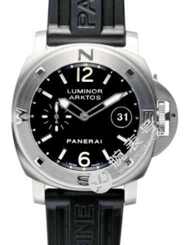 沛纳海Luminor系列PAM00092黑色表盘