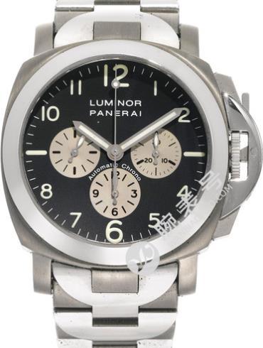 沛纳海Luminor系列PAM00052黑色表盘