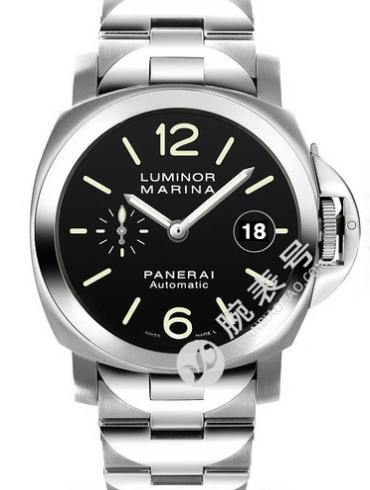 沛纳海Luminor系列PAM00050黑色表盘