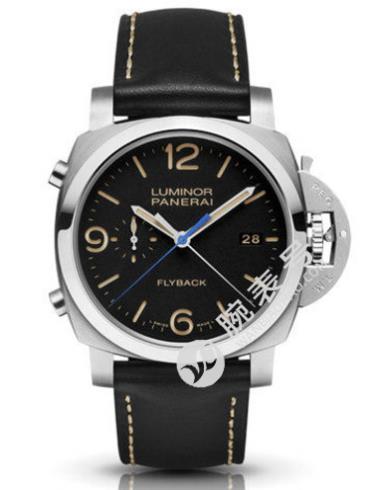 沛纳海Luminor PAM00524黑色表盘