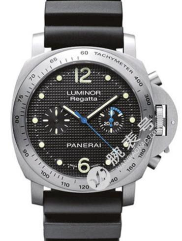 沛纳海Luminor系列PAM00308黑色表底盖