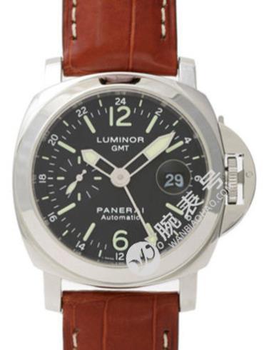 沛纳海Luminor系列PAM00237黑色表底盖