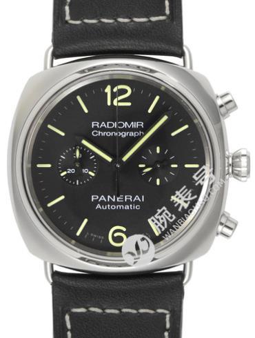 沛纳海Radiomir系列PAM00369黑色表盘