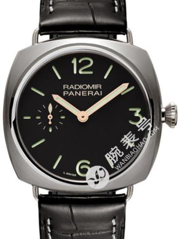 沛纳海Radiomir系列PAM00338黑色表盘