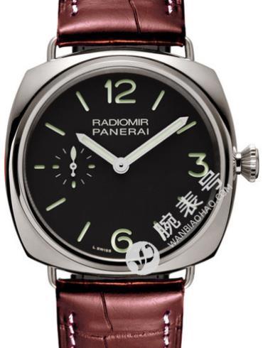 沛纳海Radiomir系列PAM00337黑色表盘