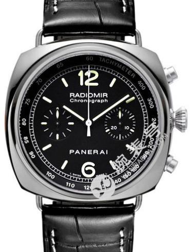 沛纳海Radiomir系列PAM00288黑色表盘