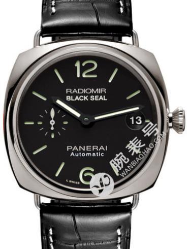 沛纳海Radiomir系列PAM00287黑色表盘