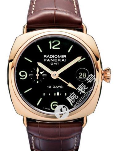 沛纳海Radiomir系列PAM00273黑色表盘
