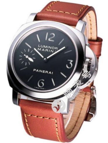 沛纳海Radiomir系列PAM00247棕色表盘