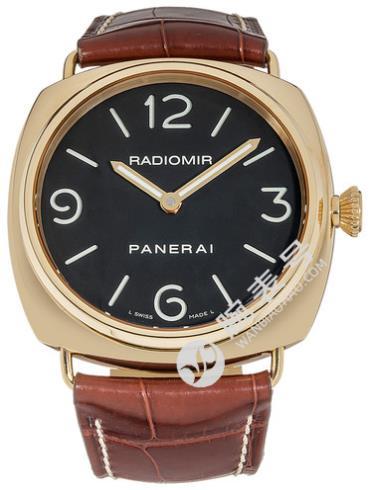 沛纳海Radiomir系列PAM00231黑色表盘