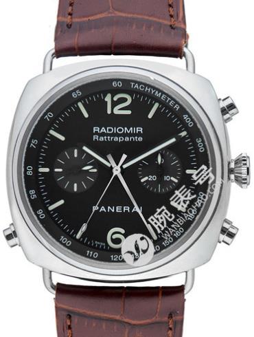 沛纳海Radiomir系列PAM00214黑色表盘