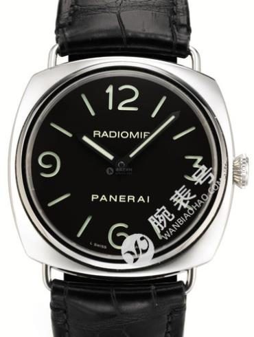 沛纳海Radiomir系列PAM00210黑色表盘