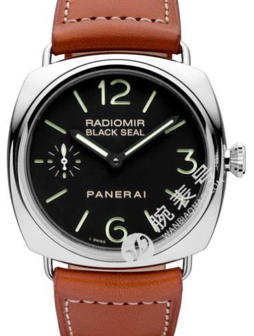 沛纳海Radiomir系列PAM00183黑色表盘