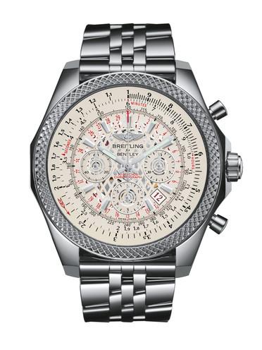百年灵宾利B06计时腕表AB061112/G768/990A银色表带