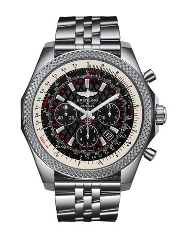 百年灵宾利B06计时腕表AB061112/BD80/990A银色表带