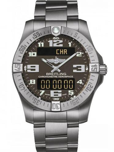 百年灵专业系列E7936310/F562/152E灰色表盘