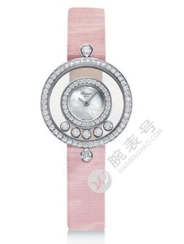 萧邦HAPPY DIAMONDS系列203957-1001银色表盘