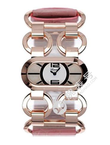萧邦HAPPY DIAMONDS系列129217-5001银白色表盘