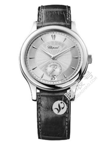 萧邦L.U.C系列161860-1003银灰色表盘