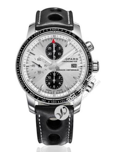 萧邦经典赛车系列168992-3012银灰色表盘