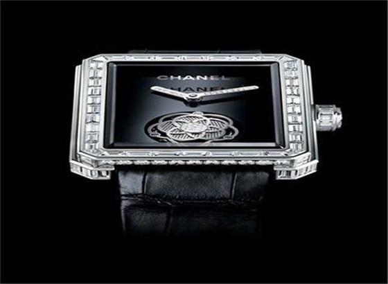 萧邦手表表盘上的小表盘