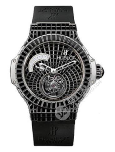 ONE MILLION系列系列腕表302.WX.9104.RX.9900黑色表底盖