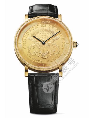 昆仑表Heritage Coin Watch金币腕表C082/03167