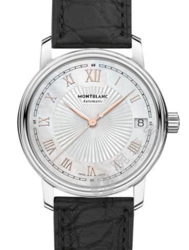 万宝龙传统系列U0114366精钢表扣