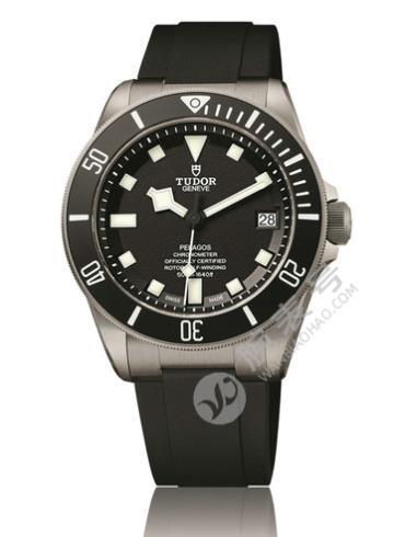 帝舵 Pelagos系列潜水25600TN黑色表壳