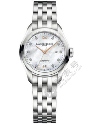 名士克里顿系列M0A10151自动机械女士腕表
