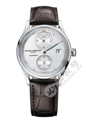 名士Classima系列08695银灰色表盘