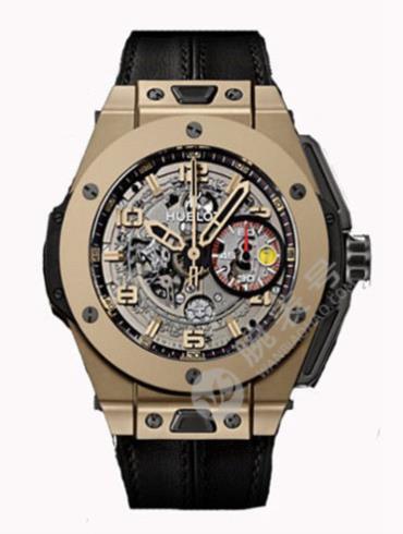 经典融合系列 45mm腕表401.MX.0123.GR黑色表带