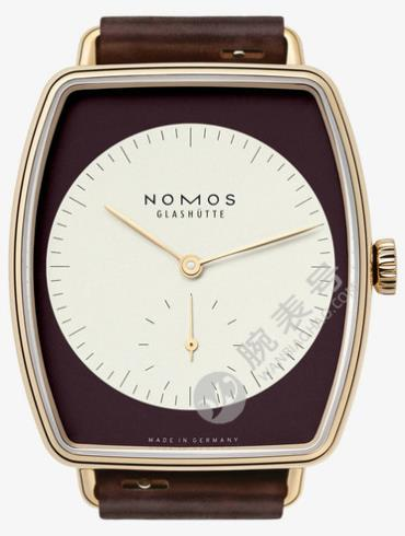 NOMOS-Lux Zobel942腕表棕色表壳