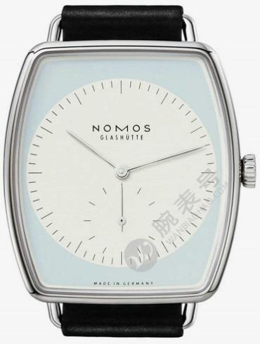 NOMOS-Lux white gold920腕表白色表底盖