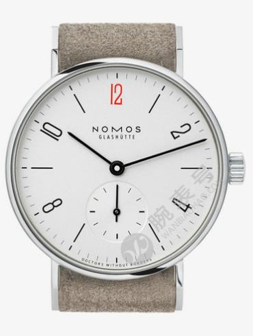 NOMOS FOR DOCTORS WITHOUT BORDERS系列123.S3女士白色表底盖