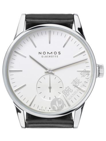 NOMOS-Zürich806腕表黑色表带