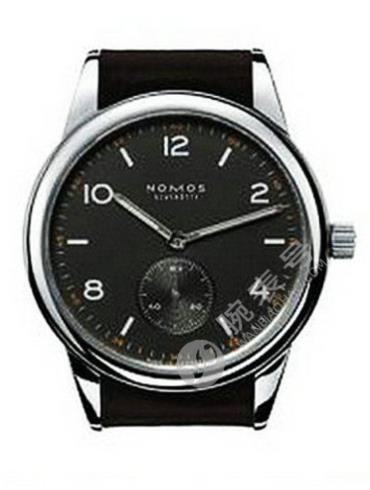 NOMOS Club系列752黑色表盘