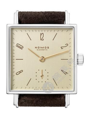 NOMOS-Tetra 27 karat472腕表米色表盘