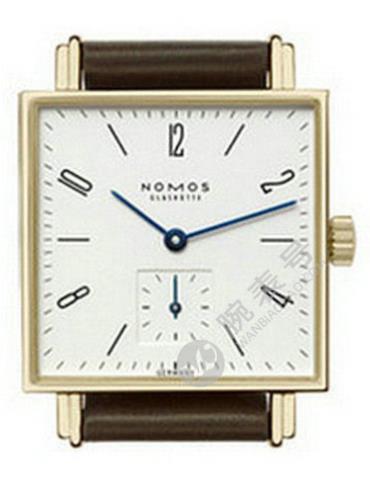NOMOS Tetra系列411白色表底盖