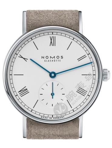 NOMOS-Ludwig 33243腕表米色表带
