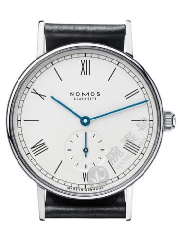 NOMOS-Ludwig201腕表白色表底盖