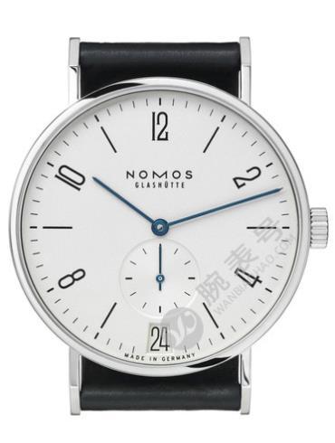 NOMOS Tangente系列138黑色表带