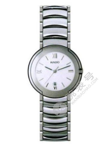 雷达珍珠陶瓷系列R22593112银色表带
