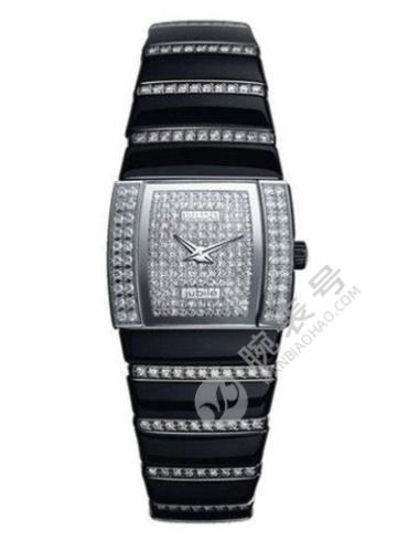 雷达银钻系列153.0618.3.291黑色表壳