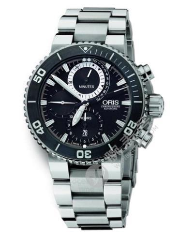豪利时潜水系列01 674 7655 7184-Set黑色表盘