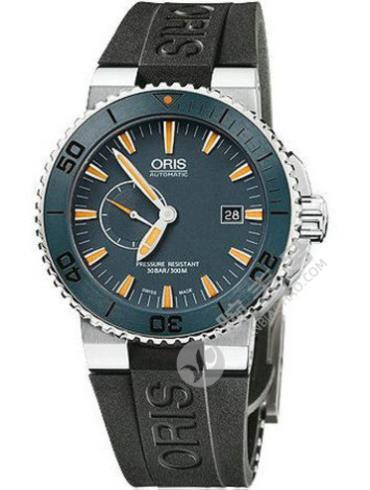 豪利时潜水系列01 643 7654 7185-Set RS表经43mm